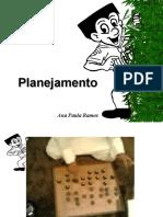 aula planejamento