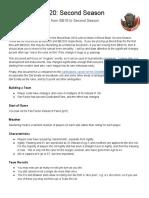 BB2020 Veterans Guide