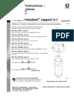 pompe à membrane  presidet