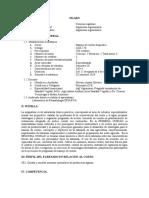SILABO MANEJO DE SUELOS TROPICALES S II-2019