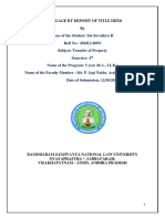 2018LLB076 - Transfer of Property - 4th Semester - Research Paper.pdf