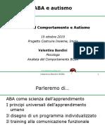 ABA Bandini IMOLA 2019
