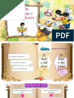 Diario de Aprendizaje o Diario Reflexivo