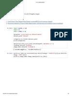 1.0 Creating Dataset