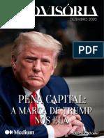 Revista Provisória Edição Mensal - Dezembro 2020
