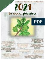Calendario Scuola Primaria 2021