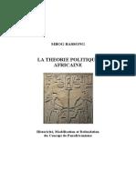 LA THEORIE POLITIQUE AFRICAINE (1).pdf
