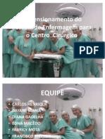 Dimensionamento do Pessoal de Enfermagem para o Centro-ABIGAIL