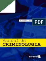 Manual de Criminologia - Christiano Gonzaga - 2018.pdf