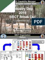 4 TCM SBCT Breakout
