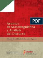 Asuntos de Sociolingüística y Análisis del Discurso 2017.pdf