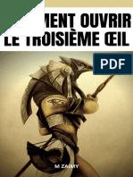 COMMENT OUVRIR LE TROISIEME OEI - M ZAIMY - KM