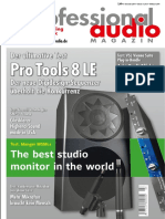 English Review of MSMc1 Professional Audio Magazin