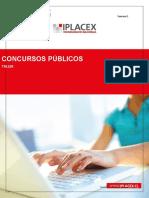 CONCURSOS PÚBLICOS TALLER