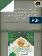 Precious Gift of Durood Pak