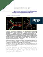 Reação Antígeno-Anticorpo e o Complemento em Imunohematologia