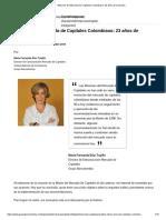 Misiones del Mercado de Capitales Colombiano_ 23 años de evolución