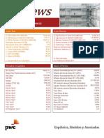 Boletín Informativo Febrero 2011 | Precios de Transferencia | PwC Venezuela
