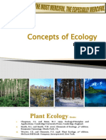 Ecology 1,introduction