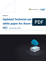 Technical use cases white paper for Azure Stack HCI