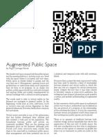 Augmented Public Space by Iñigo Cornago