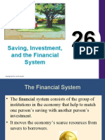 26 Saving Investment