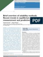 solubility methods.pdf