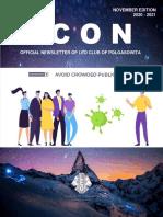 The ICON- November 2020 Edition