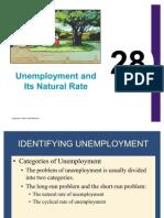 28 Unemployment