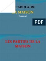 VOCABULAIRE LA MAISON