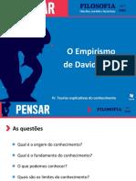 Empirismo de David Hume