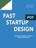 Livro Fast StartUp Design