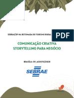 STORYTELLING PARA NEGÓCIO - Cartilha Teórica
