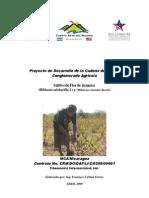 Manual tecnico Flor de Jamaica