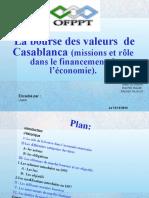 251322181 Bourse de Casablanca