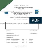 Mémoire PFE 'L'erreur orthographique chez les étudiants du FLE du 1ère année LMD du département de français à Sidi Bel Abbes' Senouci Mohamed_ Benmoussa Mohamed El Amine-converti.docx