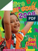 Vuelta al cole 2008