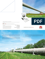 Huawei Digital Pipeline Solution Brochure-SD