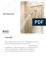 GBES Indoor Water Use Reduction201230