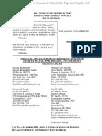 Gohmert Reply to DOJ/Pence, 'Envelope-opener'