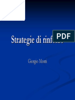 Strategie di rinforzo