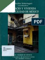 Espacio y vivienda en la Ciudad de México