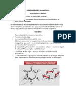 hidrocarburops aromaticos