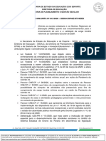 . . ORIENTAÇÃO CONJUNTA 012_2020 – DEDUC_DPGE_DTI_SEED - Encerramento Do Ano e a Validação Da Carga Horária Referente de 2020