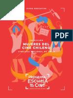 Coleccion Eac Mujeres Del Cine Chileno
