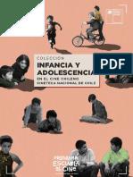 Librillo Colección Infancia y Adolescencia en El Cine Chileno