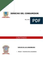 03-PPT-DERECHO DEL CONSUMIDOR-DERECHOS DE LOS CONSUMIDORES-ABG. JAIME GUARINO CALIZAYA-  UNJBG 2020 II.