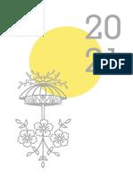 PLANNER LESTANDRA 2021
