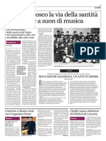 2) Articolo bresciaMusicaSalesianiDon Bosco e la musica. AGOSTO 2015