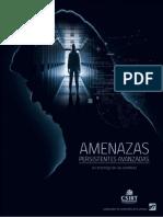 AMENAZAS PERSISTENTES CSIRT